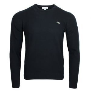 Logo Knitwear in Black