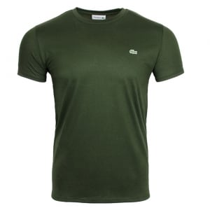 Lacoste Core T-Shirt in Green