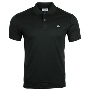 Lacoste Core Polo Shirt in Black