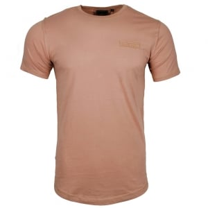 Cas T-Shirt in Salmon