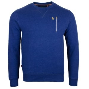 One A Sweatshirt in Blue