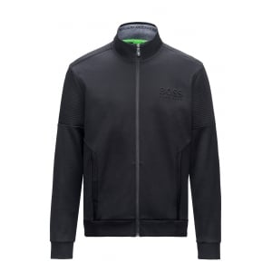 Boss Green Skaz Sweatshirt in Black