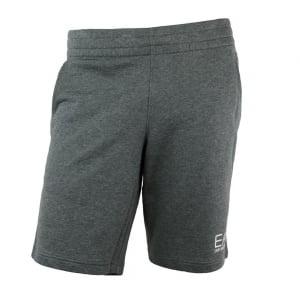 Ea7 Bermuda Shorts in Dark Grey