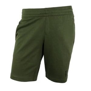 Ea7 Bermuda Shorts in Green