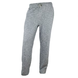 Long Pant Cuff Pyjama Bottoms in Grey