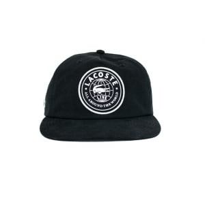 Live Cap in Black