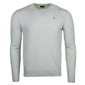Diesel K-Pablo Knitwear in Grey