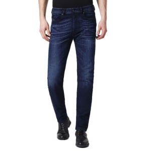 "Diesel Jeans Buster 32"" Regular Leg in Dark Blue"