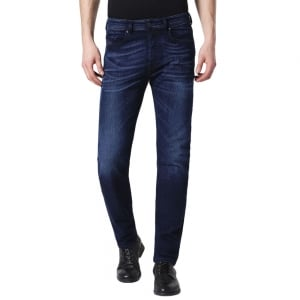 "Diesel Jeans Buster 23 30"" Short Leg in Dark Wash"