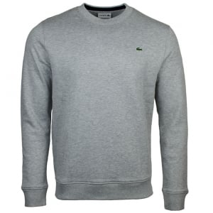 Lacoste Core Sweatshirt in Grey