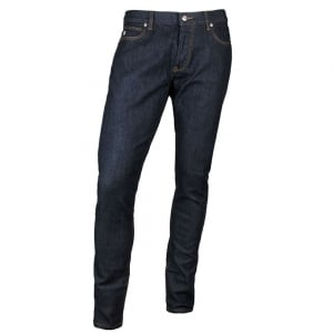 "Lacoste Live 32"" Regular Leg Jeans in Dark Wash"