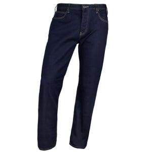 "Armani Jeans J21 30"" Short Leg Jeans in Dark Wash"