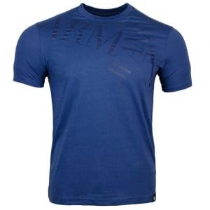 Armani Jeans AJ Jeans T-Shirt in Blue