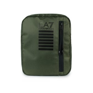 Ea7 Man Bag in Green
