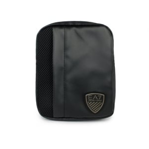 Ea7 Man Bag 12 in Black