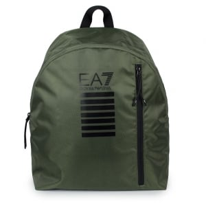Ea7 Backpack in Green