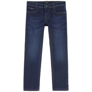12+ Denim 22 Jeans in Mid Wash