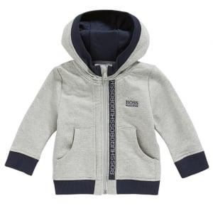 Newborn Sweatshirt in Grey