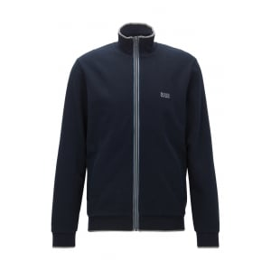 Loungewear Authentic Jacket Z Sweatshirt in Dark Blue