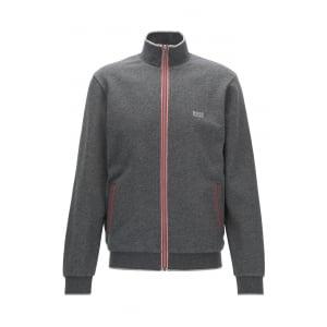 Loungewear Authentic Jacket Z Sweatshirt in Dark Grey