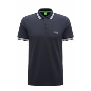 Paddy Polo Shirt in Navy