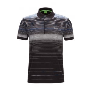 Paddy 3 Polo Shirt in Black