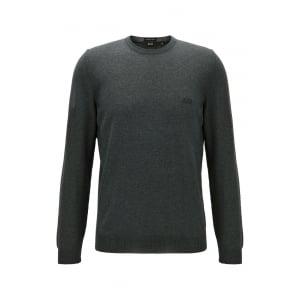 Botto-L Knitwear in Dark Grey