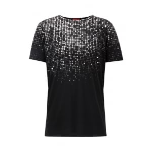 Dilver T-Shirt in Black