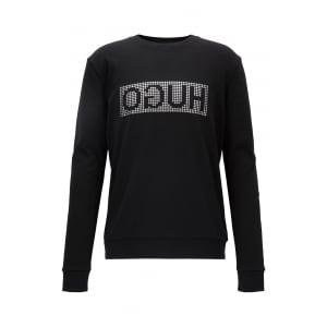Dicagolo Sweatshirt in Black