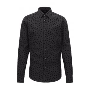 Leandro Shirt in Black