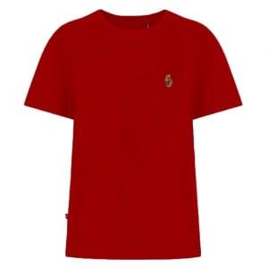 Luke Kids Hotdogs T-Shirt in Red