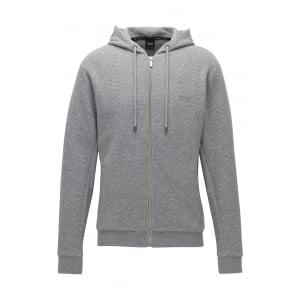 Loungewear Contemp Jacket in Grey