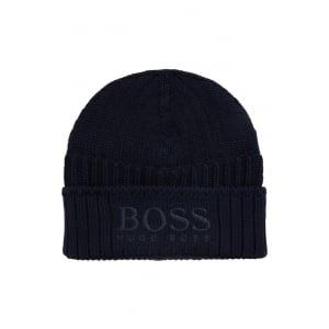 Fenno Hat in Dark Blue