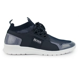 Extreme_Runn Trainers in Dark Blue