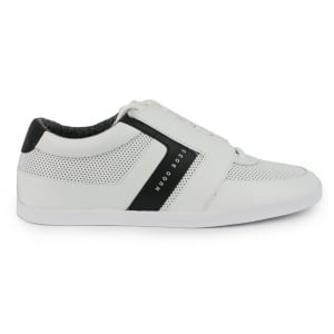 Shuttle Trainers in White