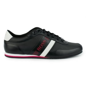 Lighter_Lowp Drive Trainers in Black