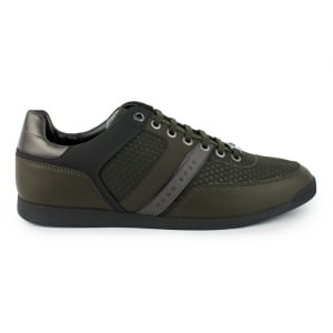 Maze_Lowp Trainers in Dark Green