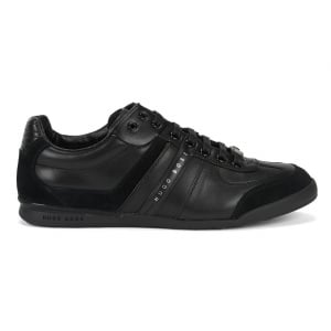 Aki Trainers in Black