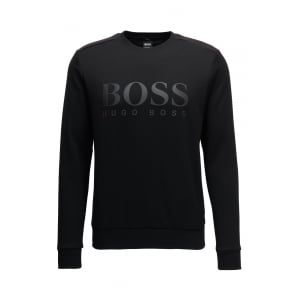 Salbo Sweatshirt in Black
