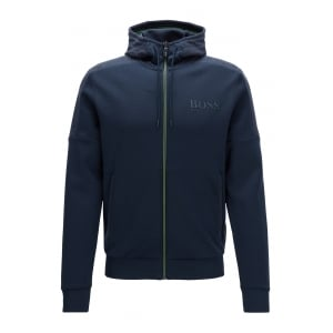 Saggy Sweatshirt in Navy