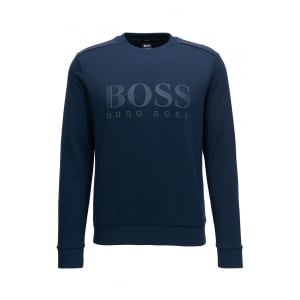 Salbo Sweatshirt in Navy