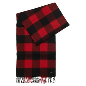 Heredo Scarf in Red