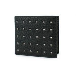 Spike Wallet in Black