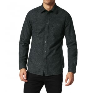 Diesel S-Gru Shirt in Navy