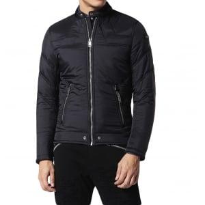 Diesel W-Deacon Jacket in Black