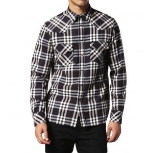 Diesel S-East Shirt in Navy