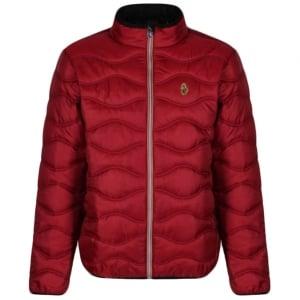 Ruby Coat in Red