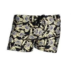 Moschino Swim Bear Swim Shorts in Black