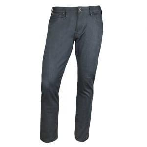 """Armani Jeans J06 Slim 30"""" Short Leg Jeans in Dark Grey"""
