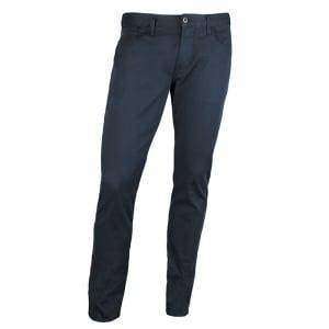 """Armani Jeans J06 Slim 30"""" Short Leg Jeans in Navy"""